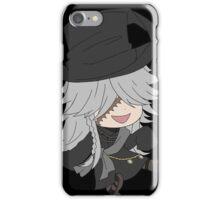 Black Butler Undertaker chibi iPhone Case/Skin