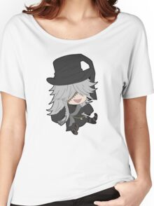 Black Butler Undertaker chibi Women's Relaxed Fit T-Shirt
