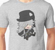 Black Butler Undertaker chibi Unisex T-Shirt