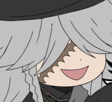 Black Butler Undertaker chibi Sticker