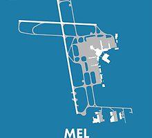 MEL - Melbourne International Airport by Richard McKenzie