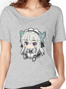 Chaika Chibi Women's Relaxed Fit T-Shirt