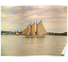 Tall Ships 2009 Poster