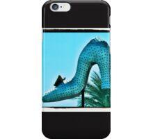 Silver Slipper iPhone Case/Skin