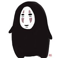 pudgy no face by ellie hoang