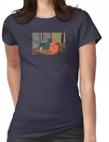 Gumby and Pokey Womens Fitted T-Shirt