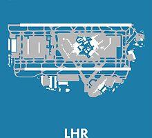 LHR - London Heathrow Airport by Richard McKenzie