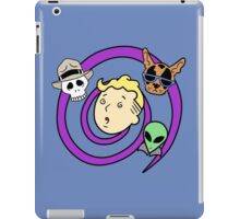 Wild Wasteland Perk (colored) iPad Case/Skin