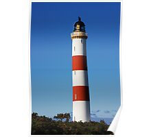 Tarbat Ness Tall Lighthouse Poster