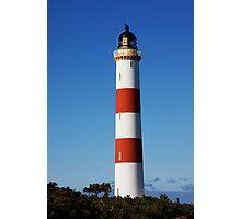 Tarbat Ness Tall Lighthouse Photographic Print