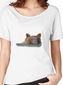 Grizzly Bear Swimming Women's Relaxed Fit T-Shirt
