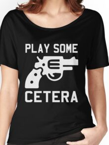 Peter Cetera Women's Relaxed Fit T-Shirt