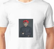 Flower Crown Taron Unisex T-Shirt