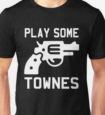 Townes Van Zandt Unisex T-Shirt