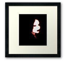 Blood Lust Framed Print