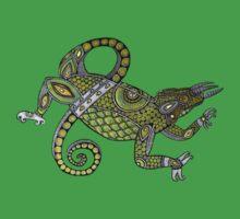 Karma Chameleon Tee by Lynnette Shelley