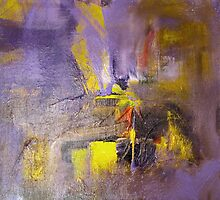Opposites Abstract #1 by Brian Sommers