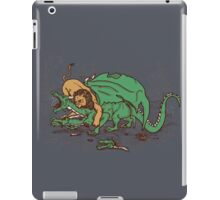 The King Slayer iPad Case/Skin