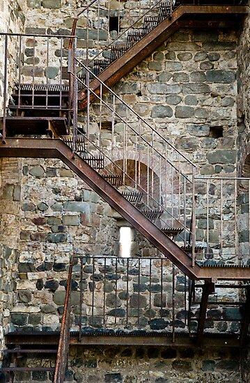 Stairs by Ilva Beretta