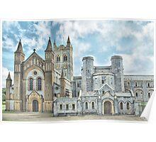Buckfast Abbey Poster