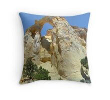 Grosvenor Arch Throw Pillow
