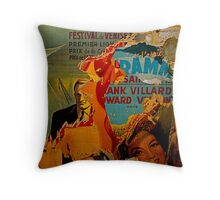 Old Stories Throw Pillow