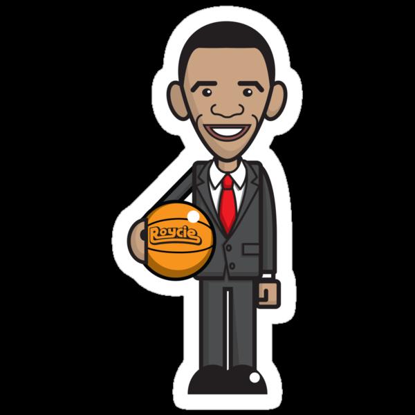 Barack Obama Shirt by Ryan Yasutake