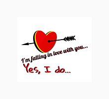 I FALL IN LOVE Unisex T-Shirt