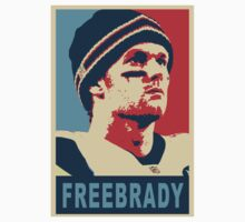 #FreeBrady - New England Patriots - #deflategate Kids Clothes
