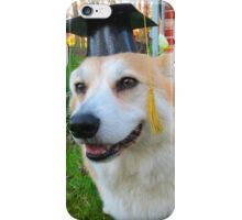 Graduation Scamp iPhone Case/Skin