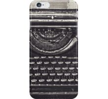 Where It Ends iPhone Case/Skin