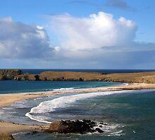 St Ninian's Isle, Shetland by Theresa Elvin