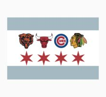 Chicago Sports 2 by N7VulcanRaven