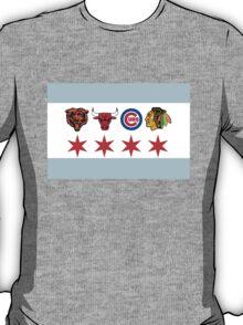 Chicago Sports 2 T-Shirt