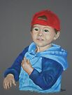 Ryan (pastel) by Dianne  Ilka