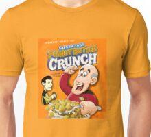 Cap'n Picard's Peanut butter Crunch Unisex T-Shirt