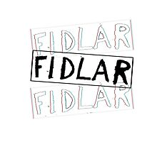FIDLAR by Mitch Grant