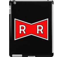 Red Ribbon Army iPad Case/Skin