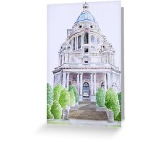 Ashton Memorial, Lancaster. Greeting Card