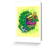 UGLY LITTLE SPUD Greeting Card