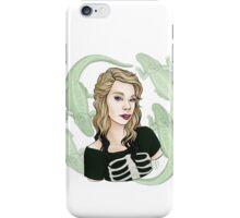 Grav3yardGirl || ScarlettDesigns iPhone Case/Skin