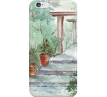 The Garden party iPhone Case/Skin