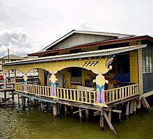 Waterhome, Bandar Seri Begawan, Brunei (2) by Trishy