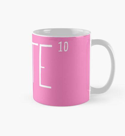 Cute to the power of 10 Mug