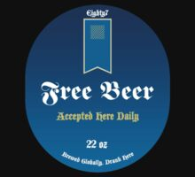Free Beer by Eighty7