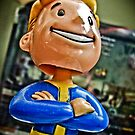 Fallout Close-up by dannyphoto