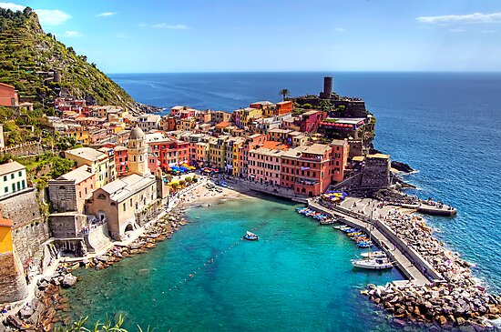 Vernazza by paolo1955