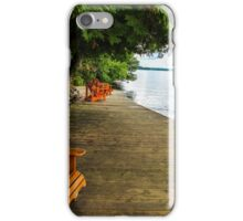 Muskoka Oasis 1 iPhone Case/Skin