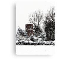 Christmas Card Designs Canvas Print