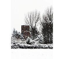 Christmas Card Designs Photographic Print